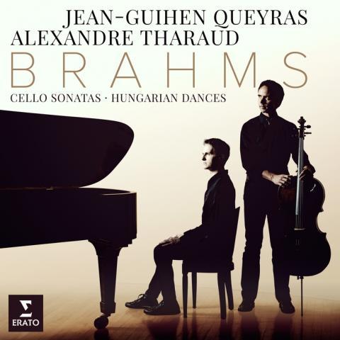 CD Tharaud Queyras Brahms 2018