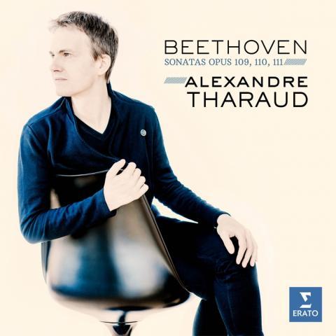 CD Tharaud Sonates Beethoven 2018