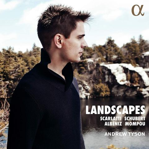 Andrew Tyson CD Landscapes