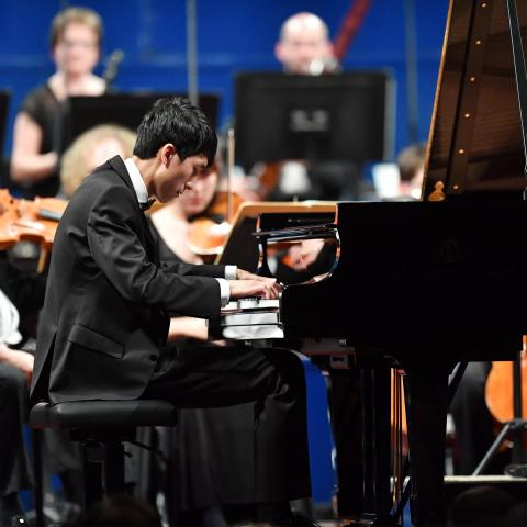 Eric Lu, Leeds International Piano Competition Final