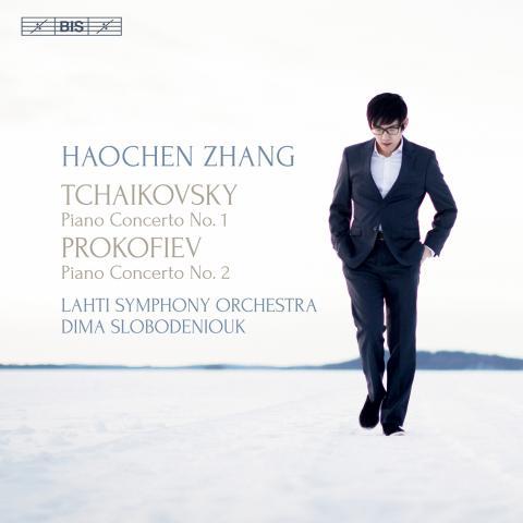 CD Haochen Zhang plays Prokofiev & Tchaikovsky