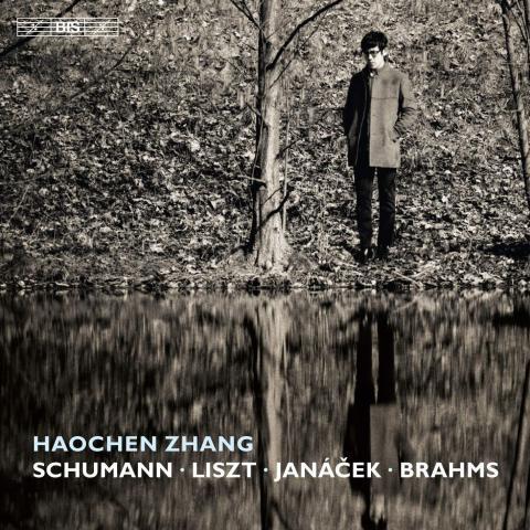 Haochen Zhang CD Bis - Schumann - Liszt - Janácek - Brahms
