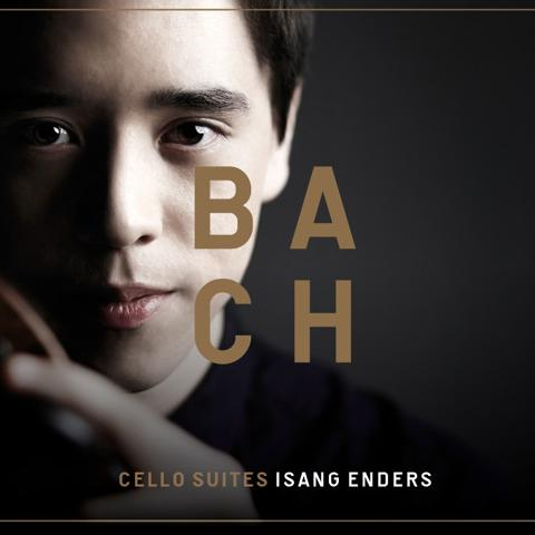 CD - Isang Enders - Bach Cello Suites