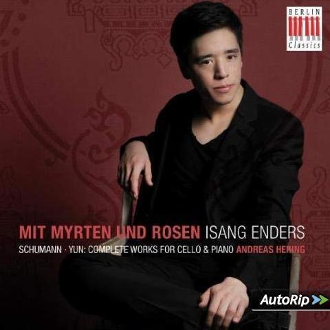 CD - Isang Enders - Mit Myrten und Rosen
