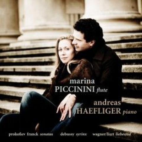 Marina Piccinini CD - Frank-Prokofiev-Debussy-Wagner