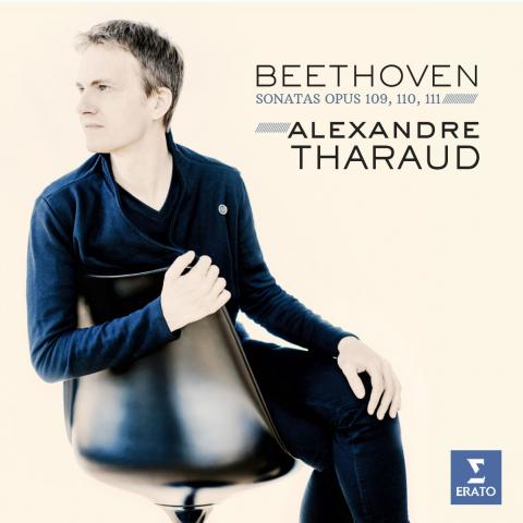 CD Alexandre Tharaud - 2018 Beethoven Sonatas