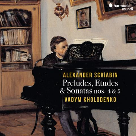 Vadym Kholodenko - CD Alexander Scriabin