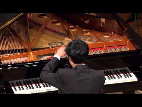 Eric Lu – Prelude in D flat major Op. 28 No. 15 (Prize-winners' Concert)