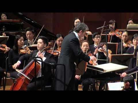 Lutoslawski Cello Concerto - Isang Enders, Seoul Philharmonic, Pierre-Andre Valade