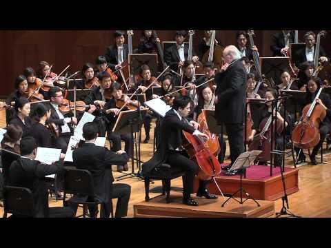 "Bloch ""Schelomo - Hebrew Rhapsody""-Isang Enders w."