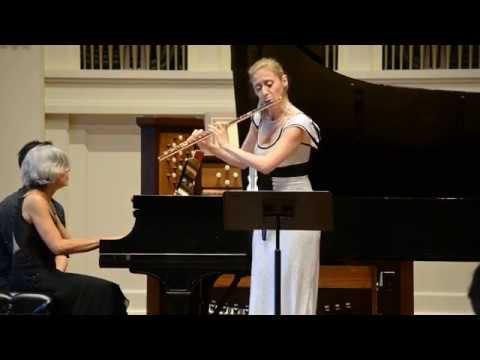 Dvorak Sonatina in G-major, op. 100, Movement 3 - Scherzo: Molto vivace
