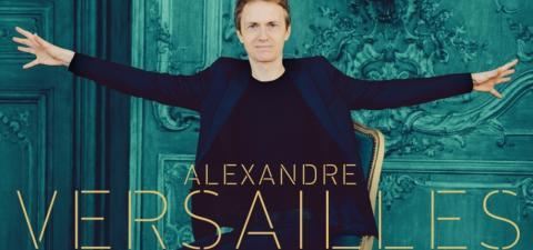 Alexandre Tharaud CD - Versailles